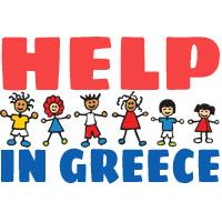 Help children in Greece